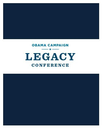 Legacy-Conference-Welcome-Packet