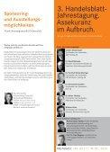 2. Handelsblatt-Jahrestagung. Versicherungsmarkt Österreich. - Seite 7