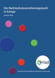 der rechtsschutzmarkt in europa januar 2012 - International ...