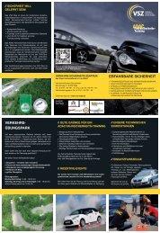 Download Info-Flyer (PDF) - Verkehrs-Sicherheits-Zentrum Olpe