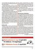 Fan-tastische Ea-Junioren Hopp Schwiiz - FC Engstringen - Page 7