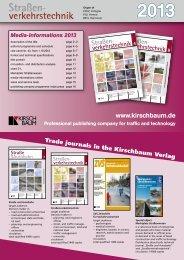 2013 - Strassenverkehrstechnik Online