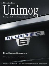 NEuE UNIMoG GENERATIoN - Unimog-Club Gaggenau