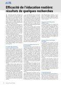 Enfant et circulation - Rue de l'avenir - Page 4