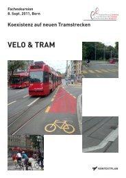 VELO & TRAM - Pro Velo Bern