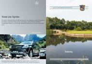 Nimmt jede Tigerline. - Golfclub Bremer Schweiz eV