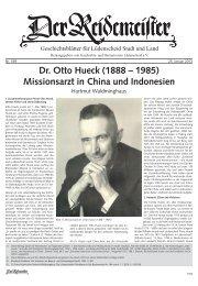 189 - Geschichts- und Heimatvereins Lüdenscheid