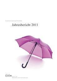 IOEW-Jahresbericht 2011.pdf, Seiten 1-70 - Institut für ökologische ...
