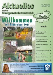 Ausgabe 03/2011 - Bardowick