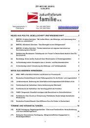 ZFF-INFO NR. 05/2012 12.03.2012 1 NEUES AUS POLITIK, GESELLSCHAFT ...