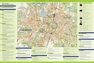 Street map, tips, places of interest from A to Z - Chemnitz Tourismus