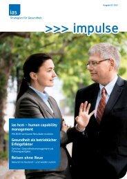 impulse 02-2012 - ias-Gruppe