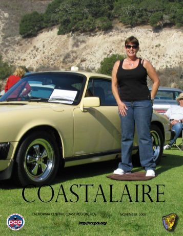 November - California Central Coast - Porsche Club of America