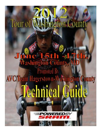 to download the 2012 technical manual - Antietam Velo Club