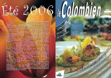 Carnet gourmand colombien, à la rencontre de nos - Commune de ...