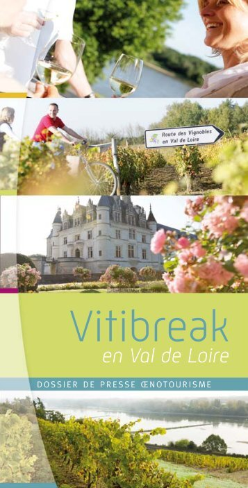 Oenotourisme - Vins de Loire
