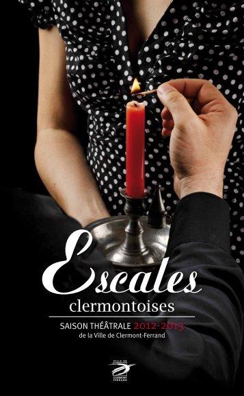 Livret programme 2012-2013 - Ville de Clermont-Ferrand