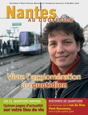 sur votre lieu de vie sur votre lieu de vie - Nantes