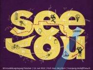 Map your World – see you! - GIS-Ausbildungstagung