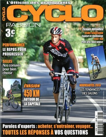 Lire le test - Wanner Cycles