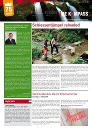 Le magazine des Auberges de Jeunesse ... - Youth Hostels