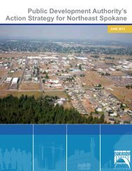 Action Strategy - City of Spokane - Business and Development ...