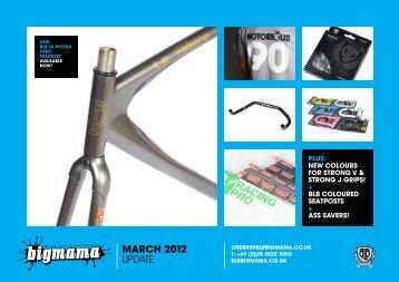 MARCH 2012 UPDATE