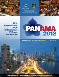 2012 International Law EnforcementIP Crime Conference - iipcic