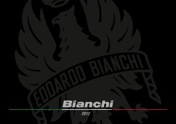 Download document in original format - Bianchi USA