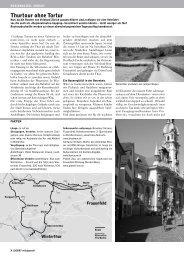 Thurtour ohne Tortur PDF (450 Kb) - Pro Velo - Winterthur
