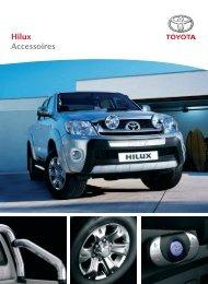 Hilux Accessoires - Toyota