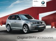 Original BMW accessories - Cooper BMW Parts, Inchcape