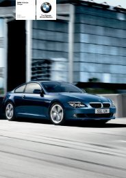 The BMW 6 Series 635d Coupe - Vines BMW