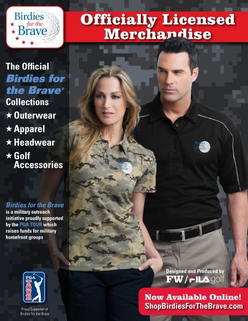 ShopBirdiesForTheBrave.com What is Birdies for the Brave