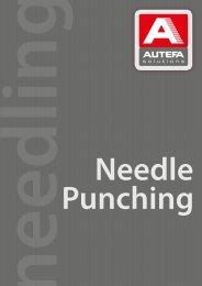 Needle Punching - Autefa Automation GmbH