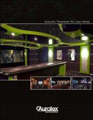 Acoustic Treatment for your Home - Auralex Acoustics