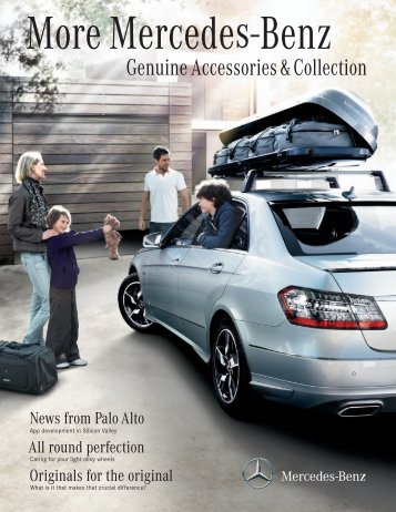 For more information download the PDF - Mercedes Benz USA