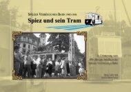 Inhalt Tramgeschichten - Verein Bucht Spiez