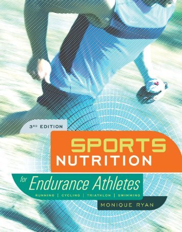 Sports Nutrition for Endurance Athletes - VeloPress