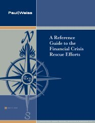 A Reference Guide to the Financial Crisis Rescue Efforts
