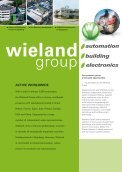 A Touch of Spring in Installation - Wieland Electric, Inc. - Page 2