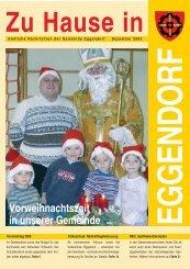 Amtliche Nachrichten Der Gemeinde Eggendorf Dezember 2005 ...