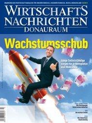 Ausgabe 10/2012 Wirtschaftsnachrichten Donauraum