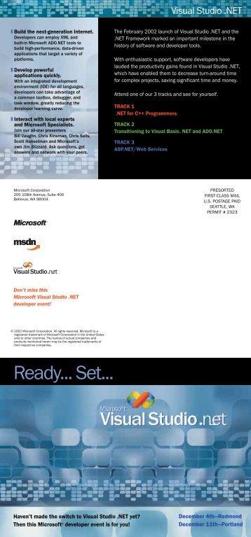 PDF invite - Scott Hanselman