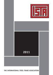 2011 Booklet - The International Steel Trade Association
