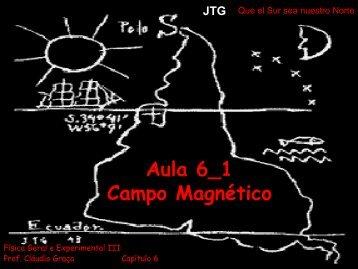 Campos Magnéticos - UFSM