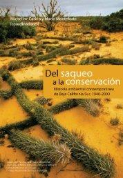 Del saqueo a la conservación: Historia ambiental contemporánea ...