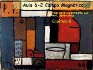 Campo Magnético - UFSM
