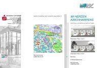 II.BA Bernsteinweg - VBW Bauen und Wohnen GMBH