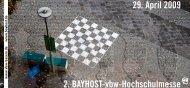 29. April 2009 2. BAYHOST-vbw-Hochschulmesse